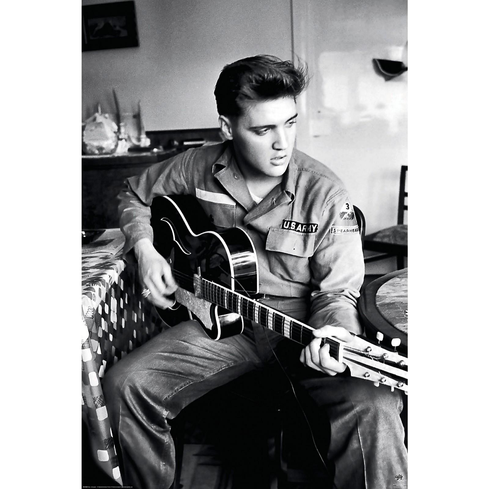Hal Leonard Elvis Presley - Wall Poster