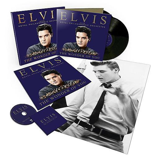 Alliance Elvis Presley - Wonder Of You: Elvis Presley - Deluxe Edition