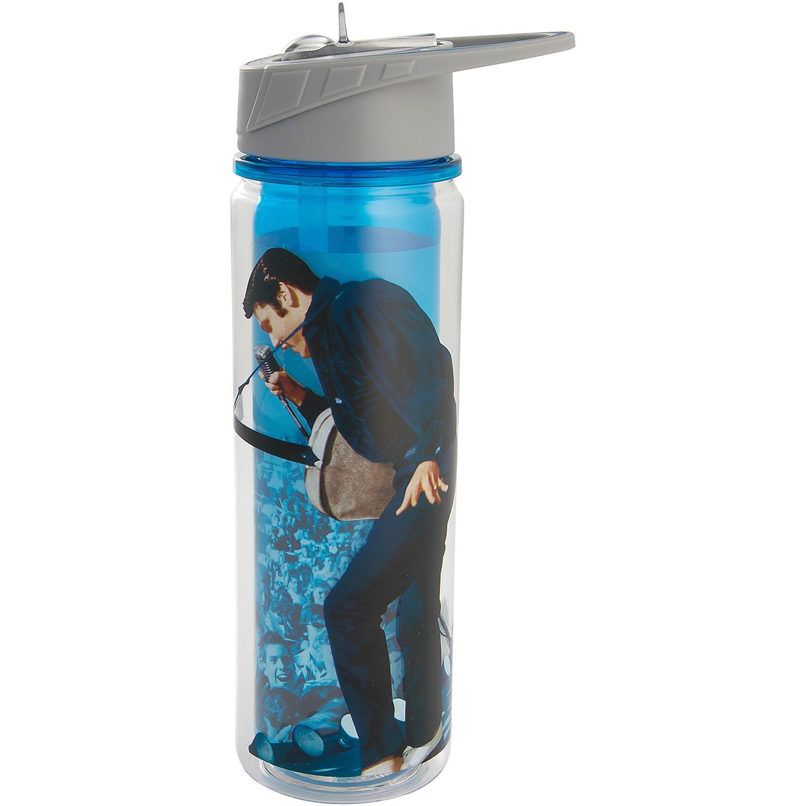 Vandor Elvis Presley 18 oz. Tritan Water Bottle