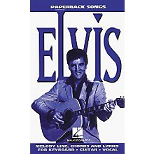 Hal Leonard Elvis Presley Melody/Lyrics/Chords Book