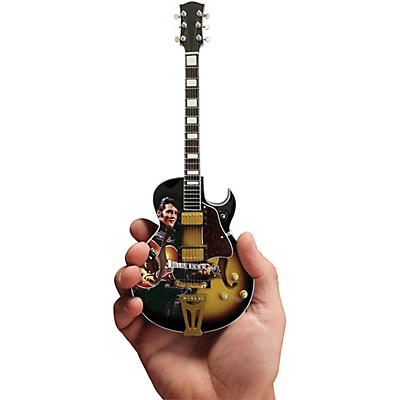Axe Heaven Elvis Presley Signature '68 Special Hollow Body Model Officially Licensed Miniature Guitar Replica