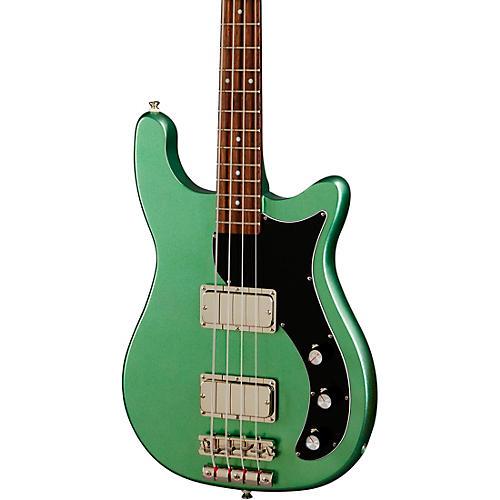 Epiphone Embassy Bass Wanderlust Green Metallic