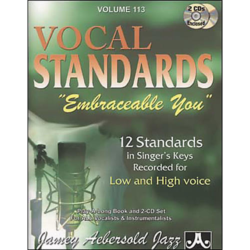 Jamey Aebersold Embraceable You - Ballads for All Singers