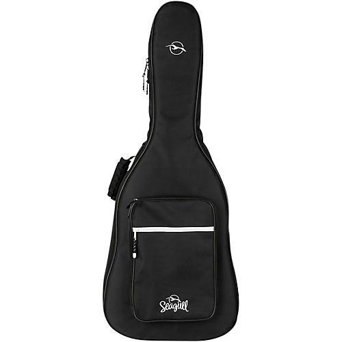 Embroidered Logo Guitar Gig Bag