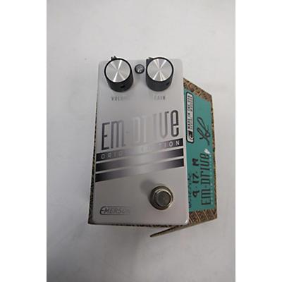 Emerson Emdrive Origin Edition Effect Pedal
