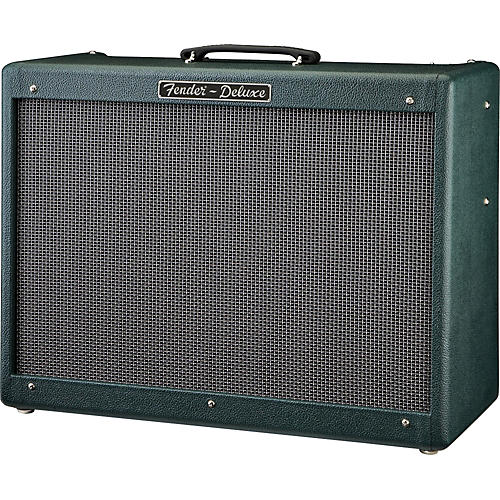 Fender Emerald Hot Rod Deluxe Combo Guitar Amp with Celestion Vintage 30