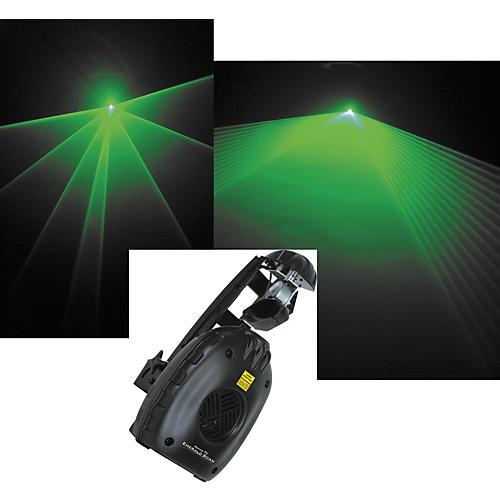 American DJ Emerald Scan DMX Green Laser Scanner