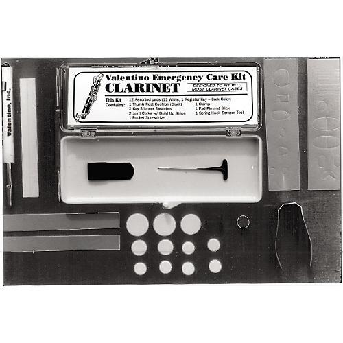 Valentino Emergency Clarinet Repair Kit