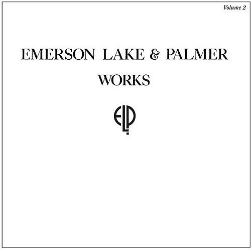 Alliance Emerson Lake & Palmer - ELP  Works, Volume 2