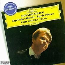 Emil Gilels - Lyric Pieces