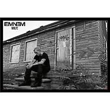 Eminem - LP2 Poster Framed Black