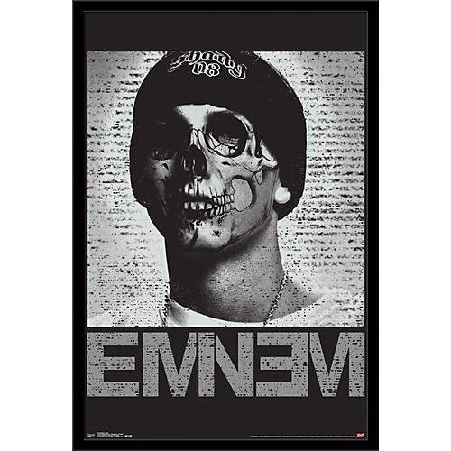 Trends International Eminem - Skull Poster