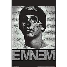 Eminem - Skull Poster Premium Unframed