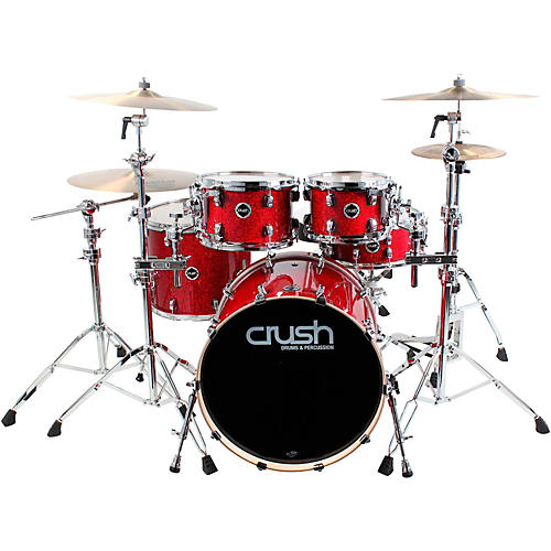 Crush Drums & Percussion Eminent Birch 5-Piece Shell Pack with 24