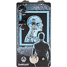 Open BoxWalrus Audio Emissary Parallel Boost Effects Pedal