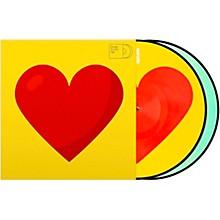 "SERATO Emoji #3 Donut/Heart 12"" Control Vinyl Pair"