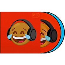 """SERATO Emoji #4 Thinking/Crying 12"""" Control Vinyl Pair"""