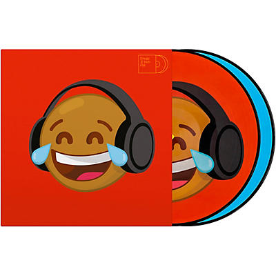 "SERATO Emoji #4 Thinking/Crying 12"" Control Vinyl Pair"