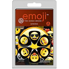 Perri's Emoji Guitar Pick 6-Pack
