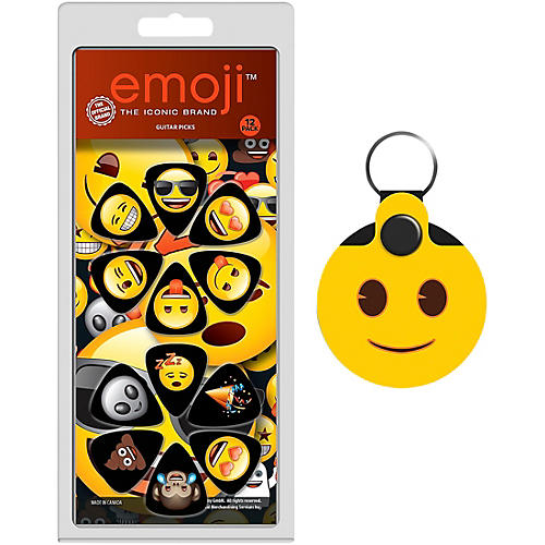 Perri's Emoji Pick Pack with Emoji Pick Holder
