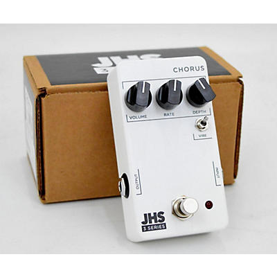 JHS Pedals Emperor Analog Chorus Vibrato With Tap Tempo Effect Pedal