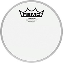 Emperor Clear Crimplock Tenor Drumhead 6 in.