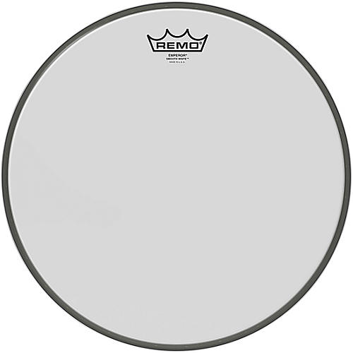 Remo Emperor Coated White Bass Drum Head 16 in.