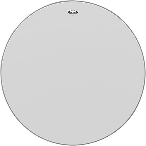 Remo Emperor Coated White Bass Drum Head 40 in.