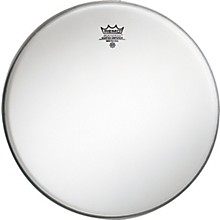 Emperor Coated White Bass Drum Head