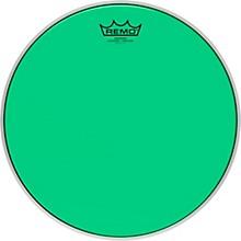 Remo Emperor Colortone Crimplock Green Tenor Drum Head