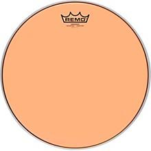Emperor Colortone Crimplock Orange Tenor Drum Head 12 in.