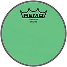 Remo Emperor Colortone Green Drum Head