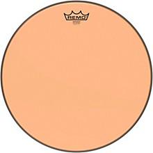 Emperor Colortone Orange Drum Head 15 in.