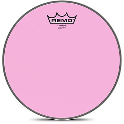 Remo Emperor Colortone Pink Drum Head