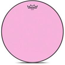 Emperor Colortone Pink Drum Head 15 in.