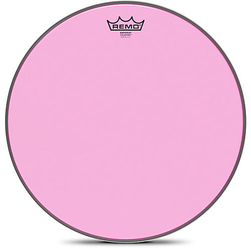 Remo Emperor Colortone Pink Drum Head 16 in.