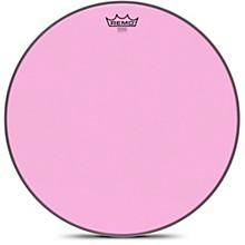 Emperor Colortone Pink Drum Head 18 in.