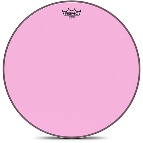 Remo Emperor Colortone Pink Drum Head