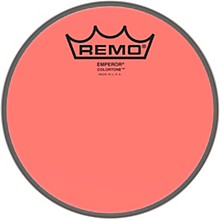 Emperor Colortone Red Drum Head 6 in.