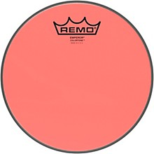 Emperor Colortone Red Drum Head 8 in.