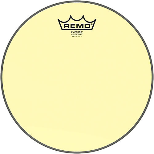 Yellow Drum Heads : remo emperor colortone yellow drum head 10 in musician 39 s friend ~ Russianpoet.info Haus und Dekorationen