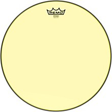 Emperor Colortone Yellow Drum Head 15 in.