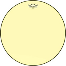 Emperor Colortone Yellow Drum Head 18 in.