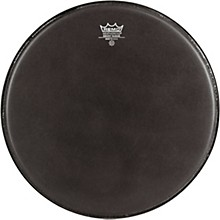 Open Box Remo Emperor Ebony Suede Marching Bass Drumhead