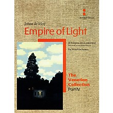 Amstel Music Empire of Light (The Venetian Collection) Concert Band Level 5 Composed by Johan de Meij