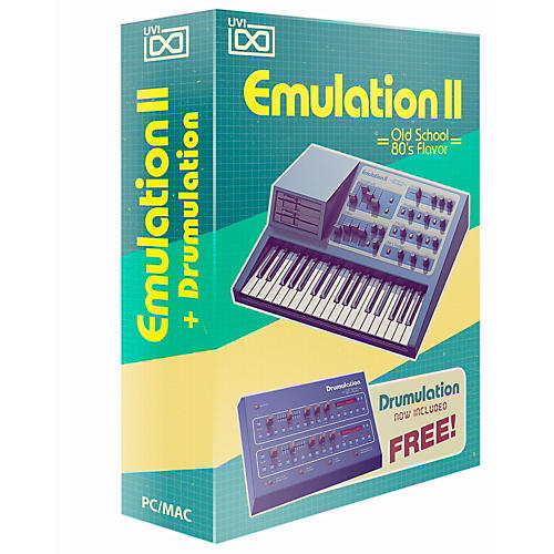 UVI Emulation II Software Download