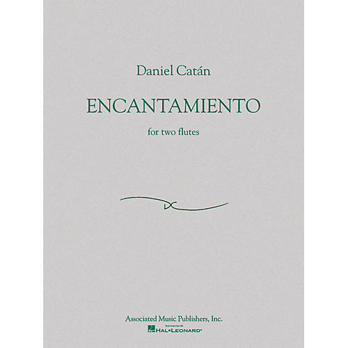 Associated Encantamiento (Two Flutes) Woodwind Ensemble Series
