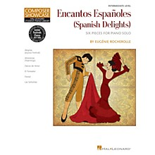 Hal Leonard Encantos Españoles (Spanish Delights) Piano Library Series Book by Eugénie Rocherolle (Intermediate)