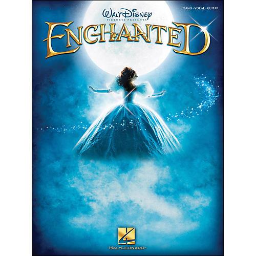 Hal Leonard Enchanted arranged for piano, vocal, and guitar (P/V/G)