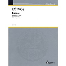Hal Leonard Encore - String Quartet Misc Series